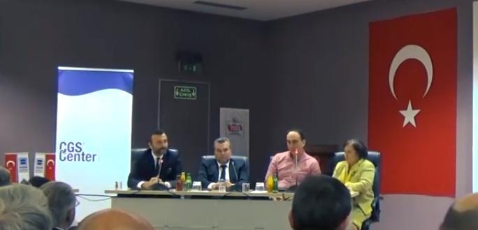 Yeni Nesil Patronlar Paneli: Büyümenin Yönetilmesi – Eskişehir