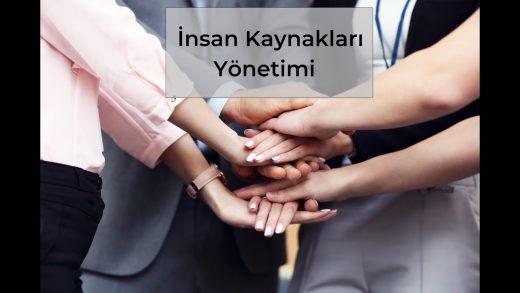 İnsan Kaynakları Yönetimi Eğitimi – Selim Özçay